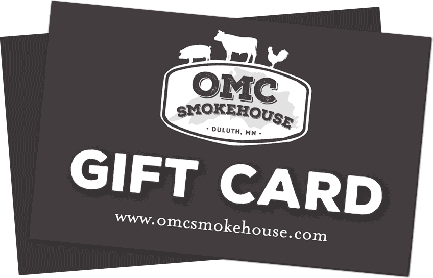 OMC Smokehouse Gift Cards